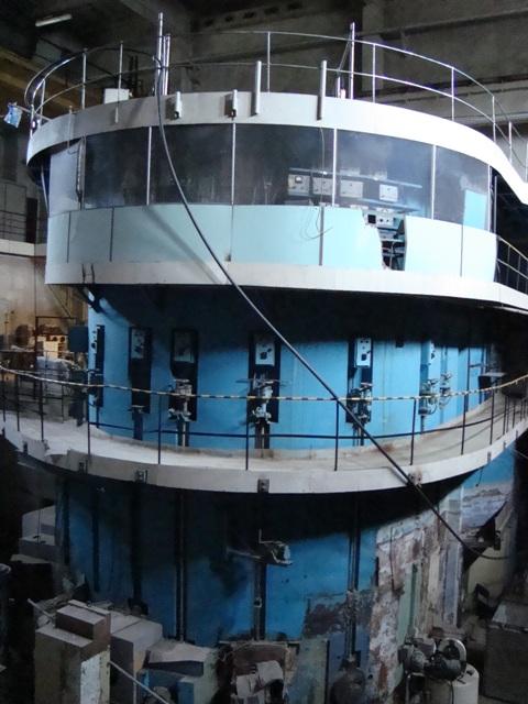 Nuclear Event – Radioactive Materials Leak: Salaspils