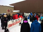 Buffalo Narrows INM Ban Nuclear Waste-2 2013 Jan5.jpg