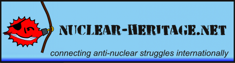 Banner to promote the Nuclear Heritage Network website